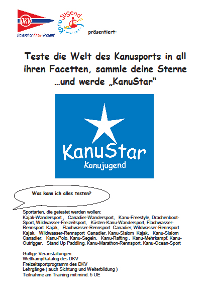 flyer kanustar 1