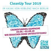 foto cleanup tour 2019 crowdfundign